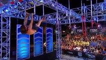 American Ninja Warrior: Isaac Caldiero est le premier vainqueur du parcours d'obstacles