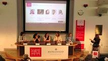 Arriver au Sommet : Regards croisés de femmes inspirantes table ronde du Grand Forum Marie Claire 2015