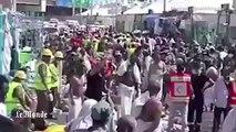Plusieurs centaines de morts dans une bousculade à La Mecque