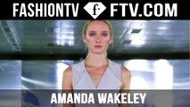 A Journey Back to Craft with Amanda Wakeley at London Fashion Week | LFW | FTV.com