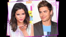 OMG! Selena Gomez, Zac Efron FLIRTY & TOUCHY On Strip Club Night Out | DATING?