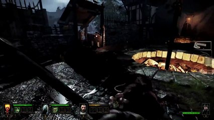 Trailer gameplay  de Warhammer : The End Times - Vermintide