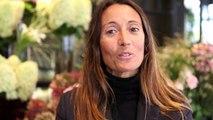Stéphanie Desclouds, fleuriste à Bordeaux