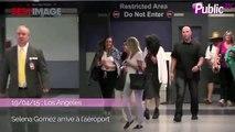 Exclu Vidéo : Selena Gomez : face aux paparazzis, elle esquive les questions au sujet de son poids