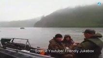 La voiture-bateau, l'excellence du tout terrain...
