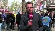 """""""Les Marocains doivent retourner chez eux à Istanbul"""", d'après un militant de l'extrême droite aux Pays-Bas"""