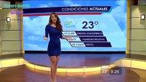 Yanet Garcia : la miss météo mexicaine qui donne chaud !