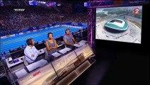 Mondiaux de natation : Philippe Lucas chambre Laure Manaudou en direct