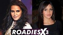 Neha Dhupia REPLACES Esha Deol In Roadies X3! | #LehrenTurns29
