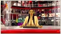 Enki Bracaj Zjarr la nouvelle journaliste hot du JT d'Albanie