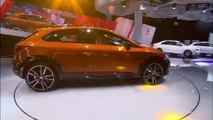 IAA 2015 Seat - World Premiere Ibiza Cupra and Leon Cross Sport