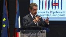 """Sarkozy : """"Je n'ai jamais plaidé pour le mandat unique.."""""""