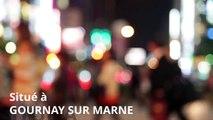Vente maison - GOURNAY SUR MARNE (93460) - 52.0m²