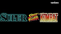 Super Street Fighter Kombat Victory from Super street fighter 4 or street fighter 4