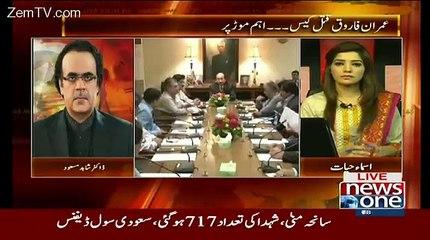 PPP Aur MQM Dono confusion Ka Shikar Hain..Dr Shahid Masood