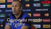 Coupe du monde de rugby: Saint André commente les audiences records