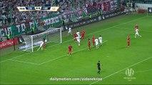 1-0 Aleksandar Prijovic Goal HD   Legia Warsawa v. Lechia Gdansk 24.09.2015 HD