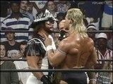 Randy Savage & Lex Luger @ WCW Monday Nitro 25.09.1995