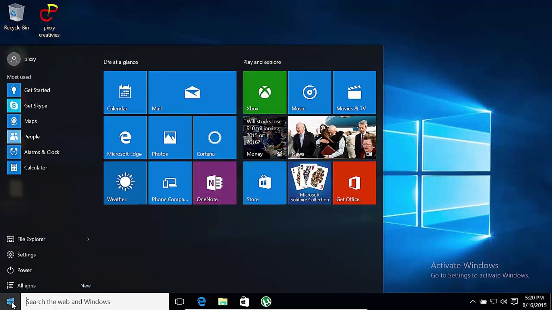 Hide Recent Folders and Folders from Quick access Windows 10