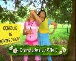 Olympiades au Gîte (2) - Samantha Oups ! Au gîte par Sophiekarine