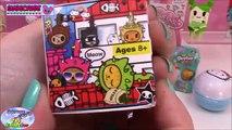 Tokidoki Hello Kitty Giant Play Doh Surprise Egg Cactus Kitties - Surprise Egg & Toy Colle