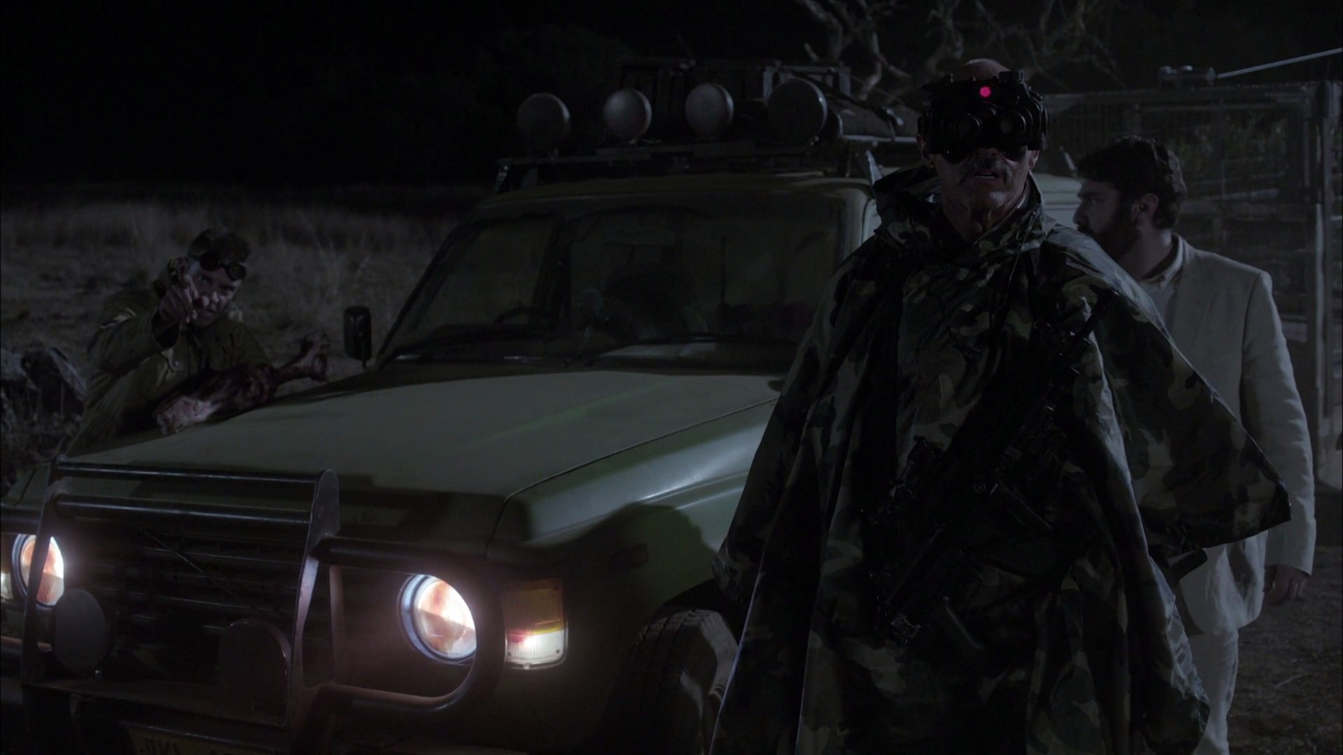 Tremors 5: Bloodlines - Exclusive Clip: It Ain't Mickey Mouse