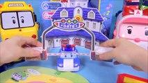로보카폴리 펌핑카 Robocar poli pump car bank toys des dessins animés à écrire Робокар Poly Jouets