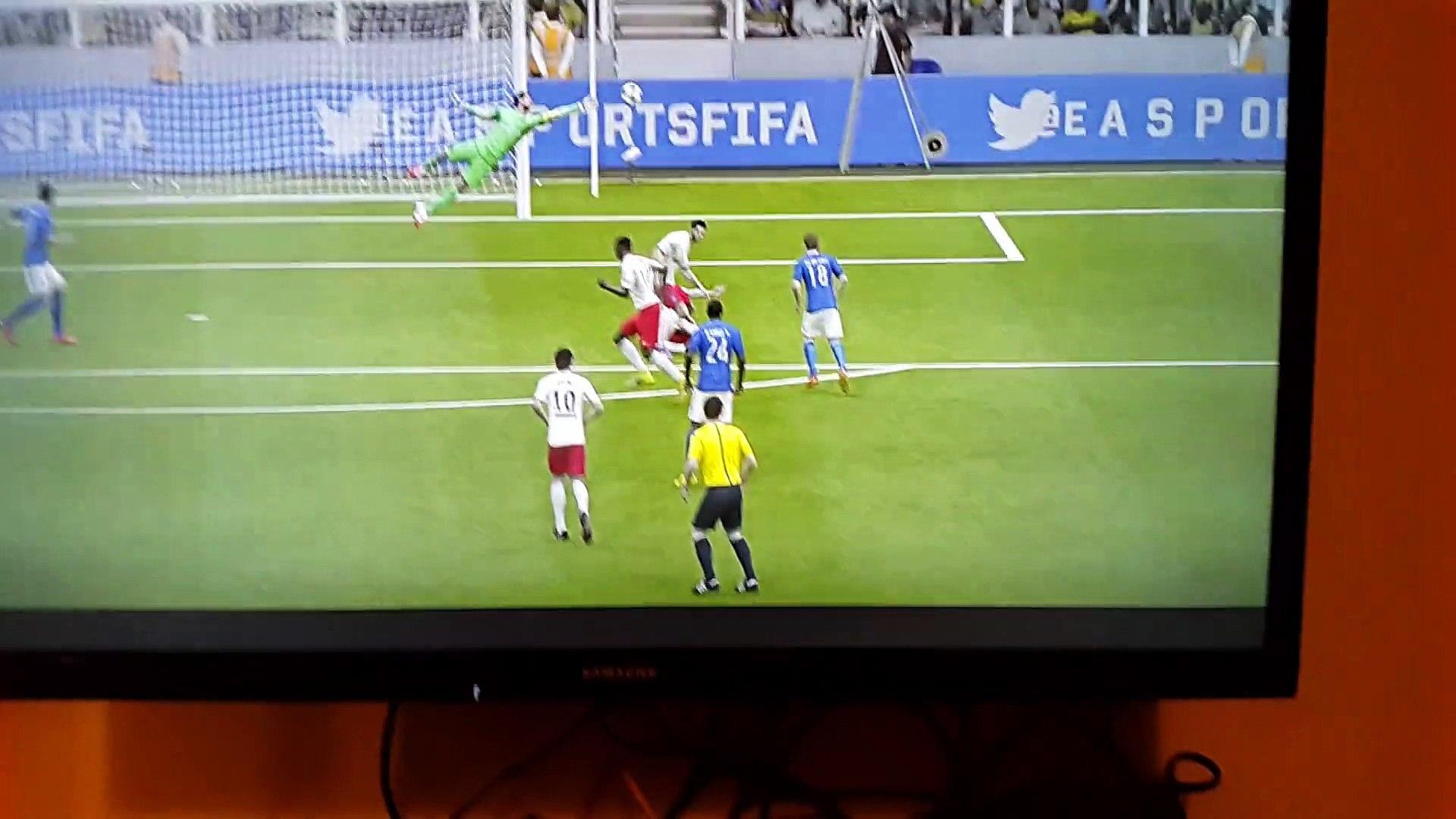 fifa 15 draw