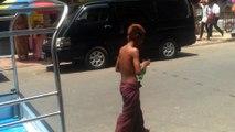 Street Dancer, Funny dancer