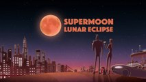 You can see a Lunar Eclipse and Venus in the same Week - NASA  Supermoon Lunar Eclipse