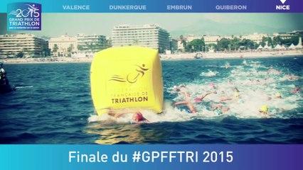 Finale #GPFFTRI 2015 - Nice - Le dénouement approche... A suivre en direct sur l'Equipe 21 - Samedi 3 octobre dès 15h15