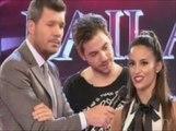 Lourdes Sánchez baila Cuarteto - La Previa - Bailando por un sueño 2015 - ShowMatch
