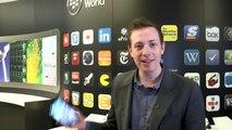 Blackberry Leap akıllı telefon tanıtım videosu