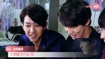 20150919_[NewsAde]CNBLUE members watch Cinderella MV together