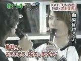 23.04.07 Akanishi Jin in KAT-TUN concert