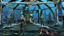 Injustice Gods Among Us Ultimate Edition - Aquaman vs Shazam