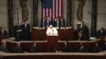 Le pape François rappelle aux élus américains leurs responsabilités mondiales