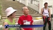Un homme centenaire court le 100m en 20 sec...Le sport n'a pas d'age!