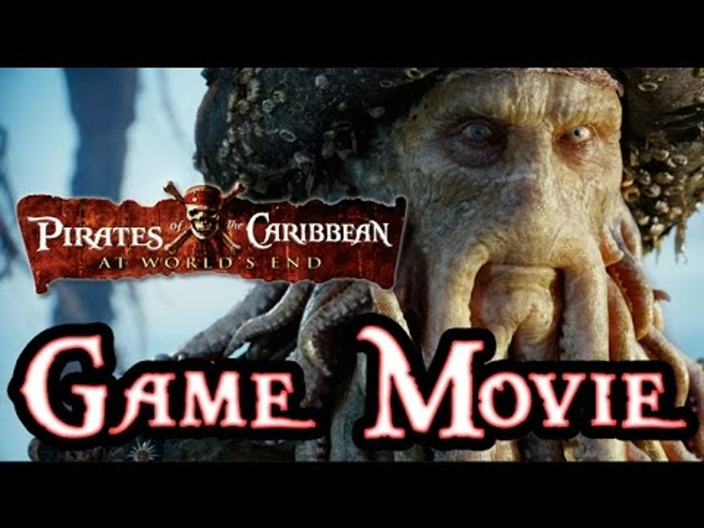Pirates Of The Caribbean At World S End All Cutscenes Game Movie Ps3 X360 Video Dailymotion
