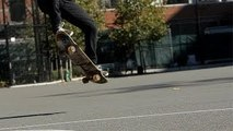 How to Ollie - Skateboarding Trick