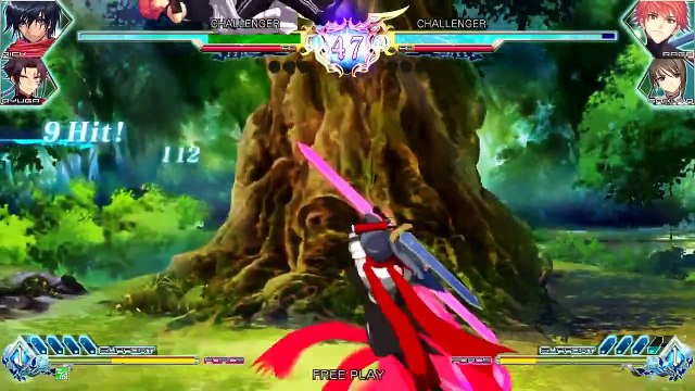 BLADE ARCUS from Shining EX (PS4  PS3)