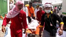 Saudi King Orders Safety Review Following Hajj Stampede That Killed 717 Pilgrims