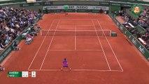 50. G. Dimitrov v. J. Sock 2015 French Open Men s Highlights   R128