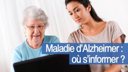 Maladie d'Alzheimer : où s'informer ?