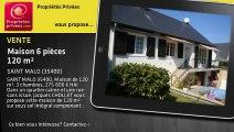 A vendre - Maison - SAINT MALO (35400) - 6 pièces - 120m²