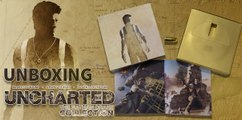 Unboxing de la edición especial de Uncharted Nathan Drake Collection PS4