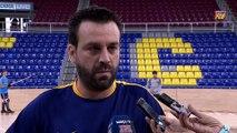 [CAT] Ricard Muñoz i Sergi Fernández prèvia Barça Lassa - Recam Làser Caldes