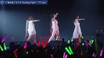 ℃-ute「嵐を起こすんだ Exciting Fight!」(Zepp DiverCity)