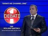 Debati nga Roland Qafoku; Tema: Shkarkimet në polici- Të ftuar:A. Ristani, B.Muça, E.Kurani, F.Vezaj