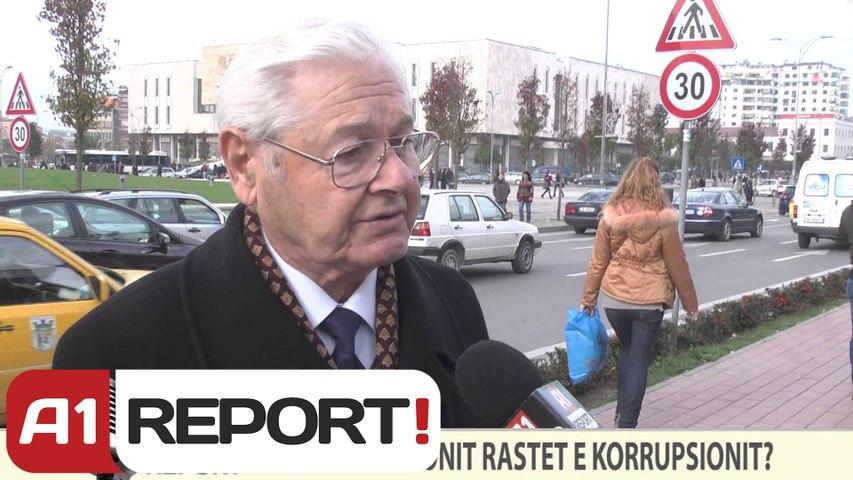 A1 REPORT-VOX REPORT- A do i denonconit rastet e korrupsionit?